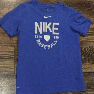Boys Nike baseball t-shirt⚾️